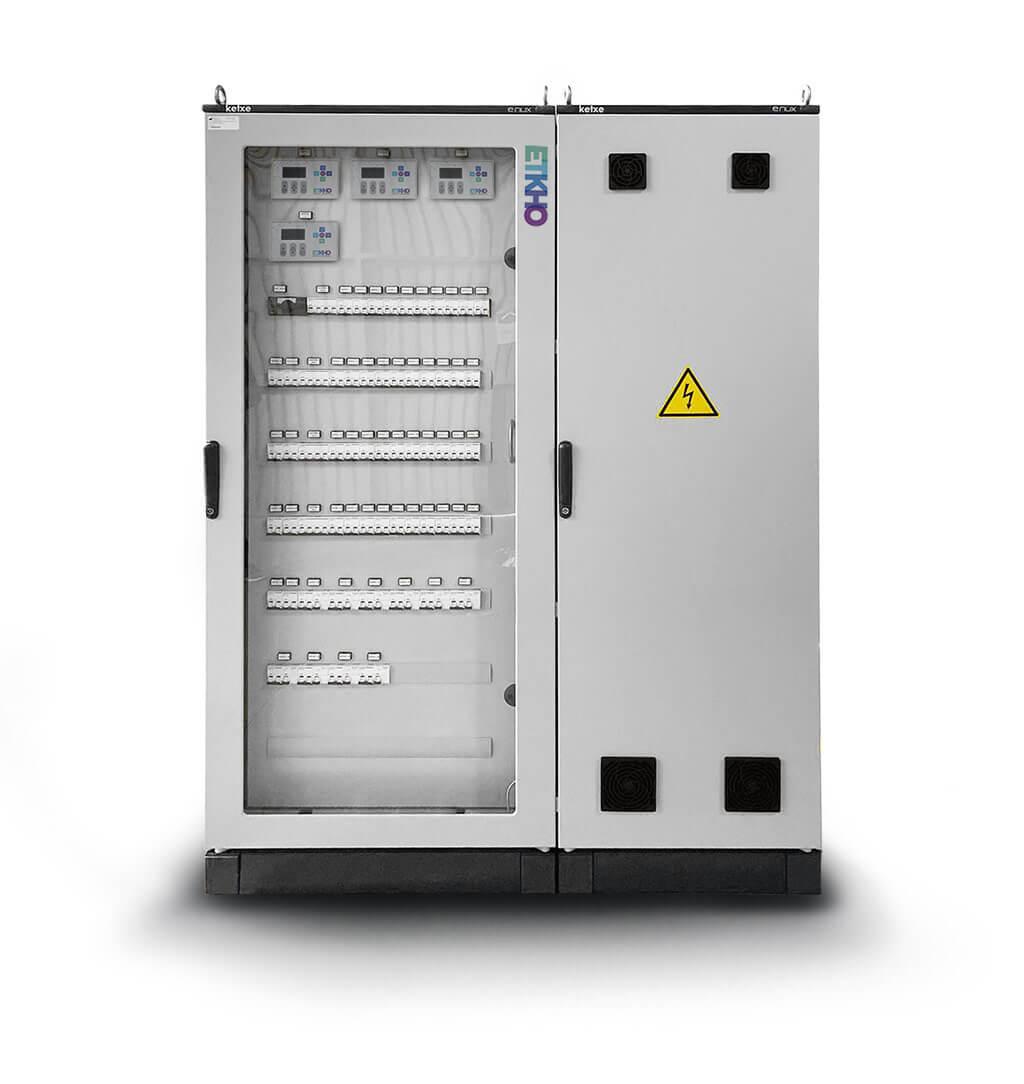 sistema de alimentación eléctrica para unidad hospitalaria