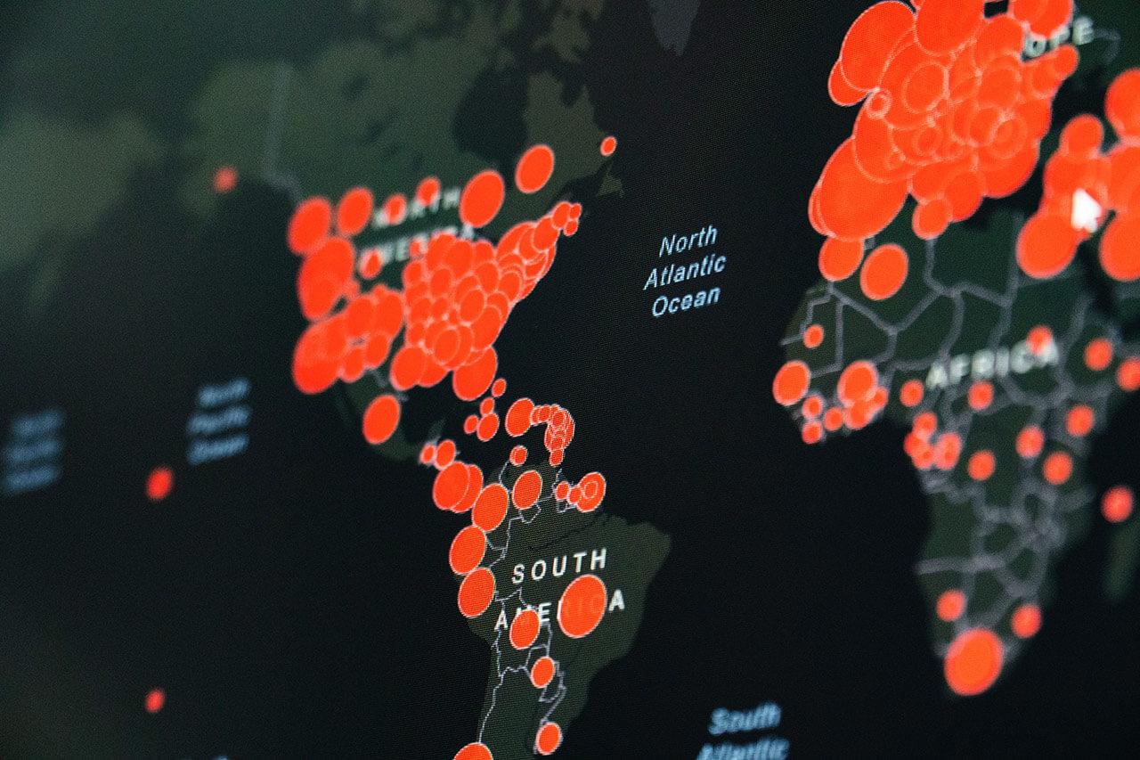 El coronavirus en las UCI de América Latina   el foco principal de la pandemia