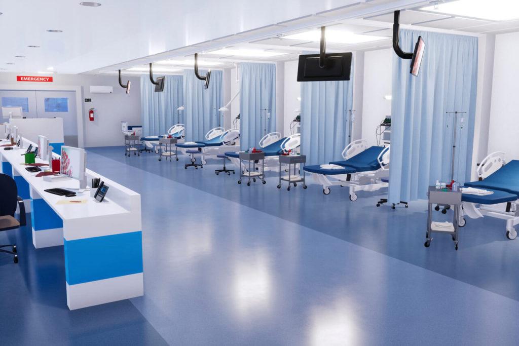 Recomendaciones en la gestión eléctrica en hospitales: medidas básicas