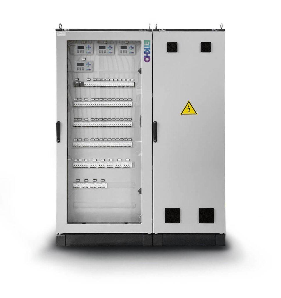ETKHO Ingeniería Hospitalaria   Sistemas de alimentación IT